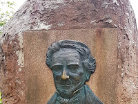 CGK Reinwardt Pendiri Kebun Raya Bogor, Monumen Pendiri Kebun Raya Bogor