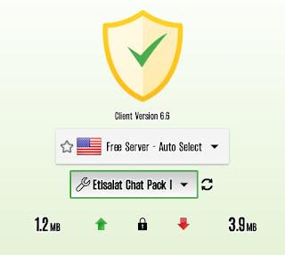 9mobile Chat Pak free browsing settings on tweakware vpn