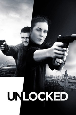Poster Unlocked 2017