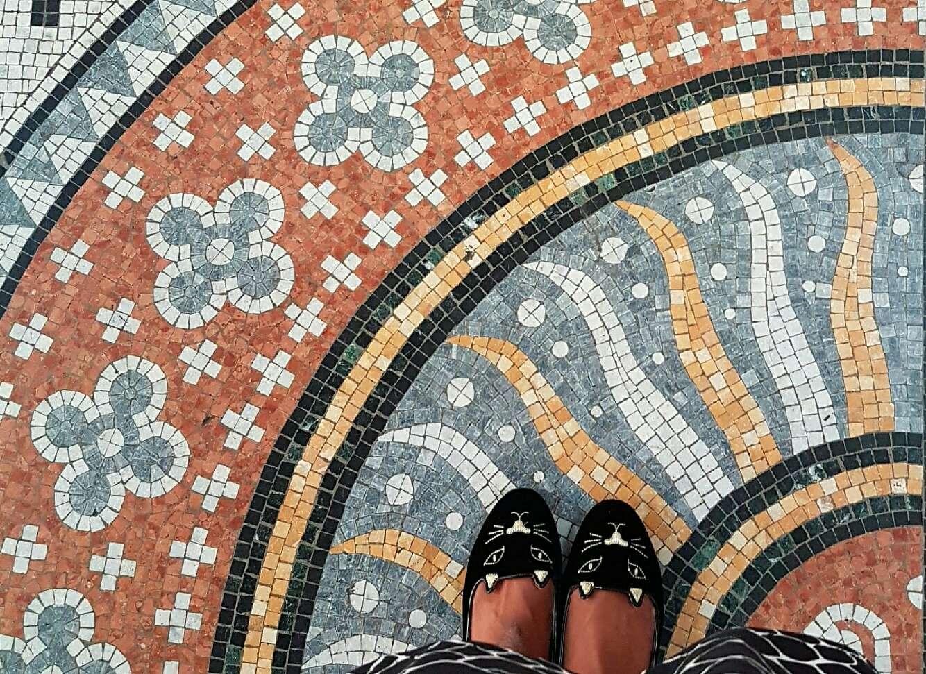 Shoe Moment    The Purrrrrrfect flat
