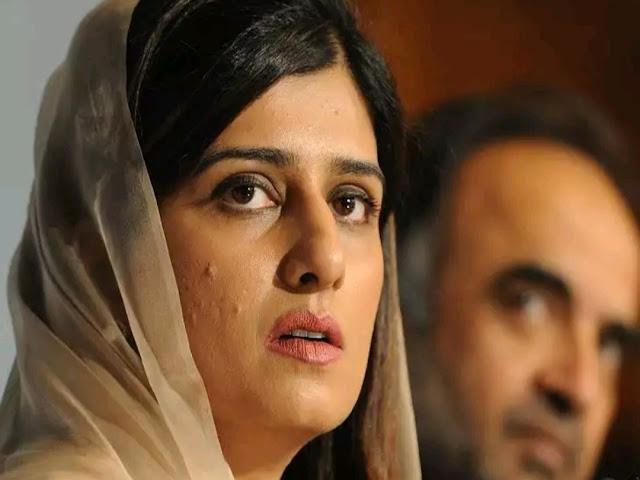 पाकिस्तान की पूर्व विदेश मंत्री हिना रब्बानी खान ने पीएम इमरान खान को अनाड़ी कहा