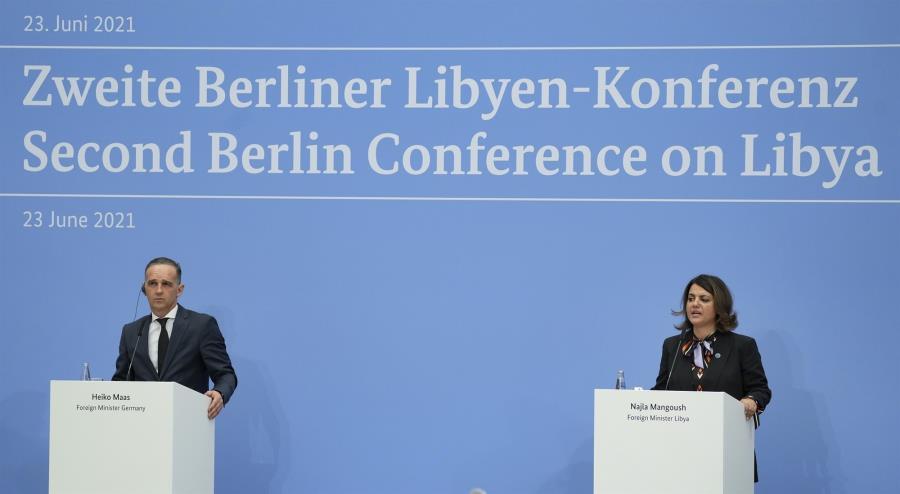 Διάσκεψη για τη Λιβύη: Ανοίγει ο δρόμος για απόσυρση των ξένων δυνάμεων