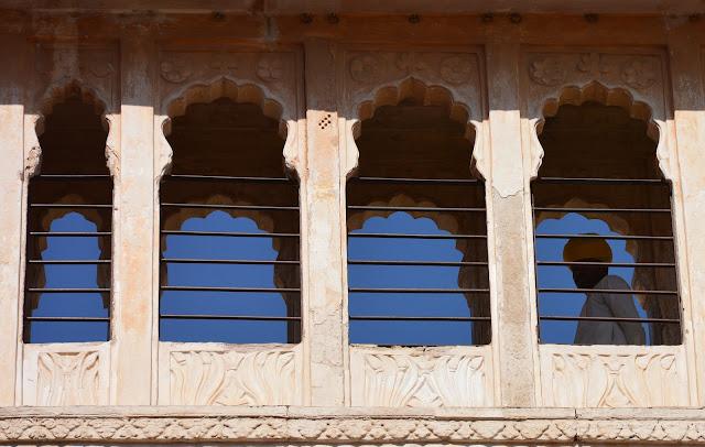 Forteresse de Merhangarh à Jodhpur