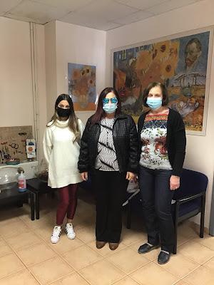 """Κορονοϊός:Έλεγχος από την Π.Ε. Βοιωτίας στο Κέντρο Διημέρευσης και Ημερήσιας Φροντίδας ΑΜΕΑ """"Ειδική Παιδεία"""" της Ιεράς Μητροπόλεως Θηβών και Λεβαδείας"""