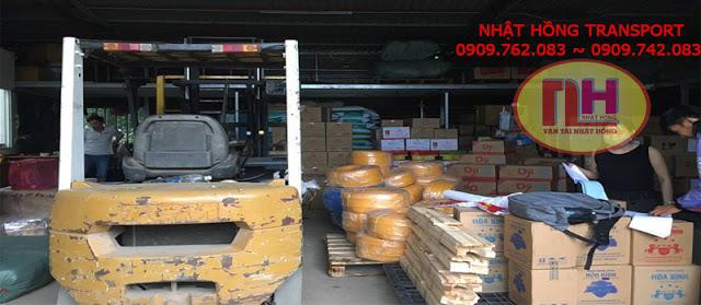 Chuyển hàng đi Hà Nội từ Sài Gòn bằng xe tải thùng mui bạt là như thế nào ?