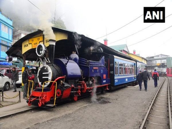 Darjeeling to resume its Joyride from Christmas