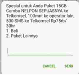 Seperti yang sudah kita ketahui bahwa untuk melakukan cek sisa pulsa Telkomsel baik kartu Cara cek sisa pulsa Telkomsel as,Simpati dari *888# keluar promo paket data
