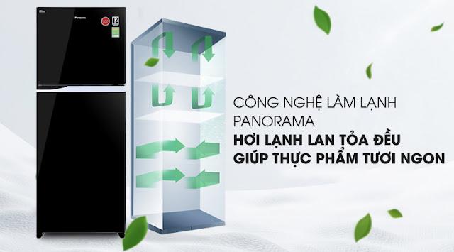 Tủ lạnh Panasonic NR-BL351WKVN