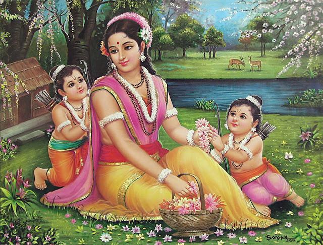 Sita Pic, Goddess Sita Pic, maa Sita Photo