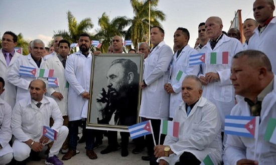 H Κούβα δείχνει τον δρόμο και κυκλοφορεί νέο φάρμακο κατά του κορονοϊού