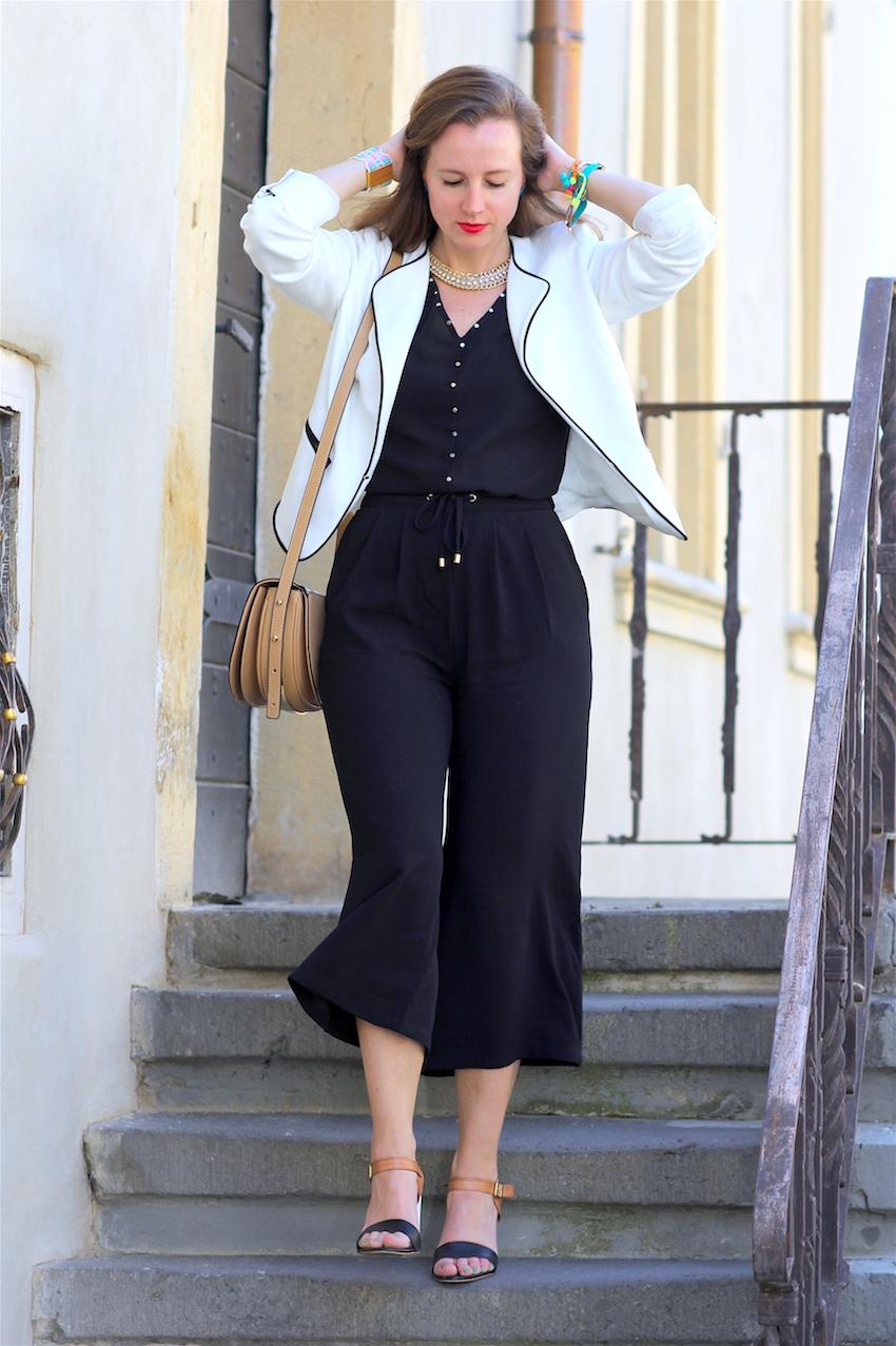 ausflug nach bad neuenahr schwarz weiss outfit mit orsay armband von hipanema rimanere. Black Bedroom Furniture Sets. Home Design Ideas