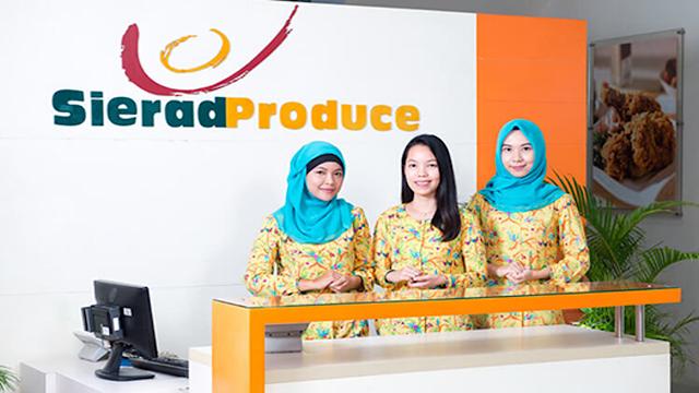 Lowongan Kerja Admin Sales PT Sierad Produce Tbk Balaraja Tangerang