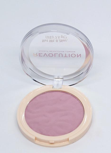 Colorete en polvo Makeup Revolution Reloaded