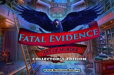 Fatal Evidence 3 Art of Murder CE PC Game Free Download