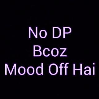 bad status of mood off