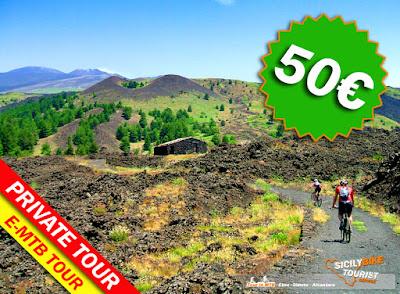 Etna E-MTB Tours – Basic and Advanced
