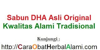 Jual (manfaat) sabun a-DHA beauty care asli original WARNA HIJAU