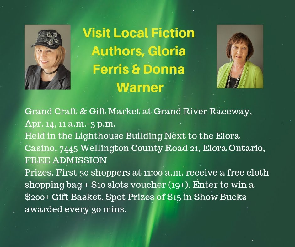 Book Sales & Signings for Donna Warner & Gloria Ferris