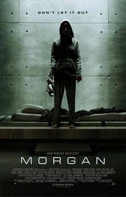Morgan (2016) มอร์แกน HD