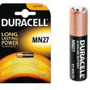 duracell pila alkaline mn27