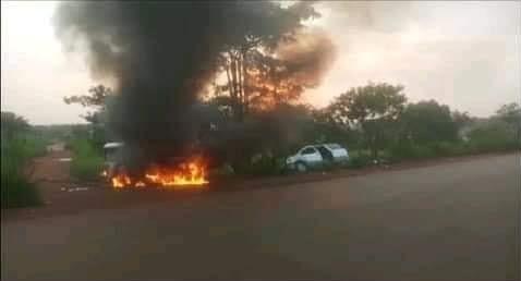 Six policemen killed as gunmen attack checkpoint in Enugu