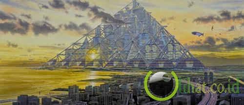 Shimizu, Mega-City Pyramid