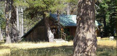 far meadow log cabin