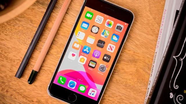 3. iPhone SE (2020)