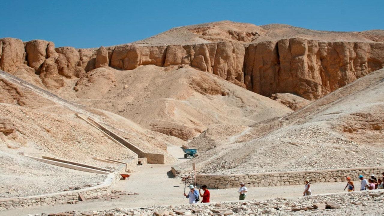 como era la arquitectura egipcia