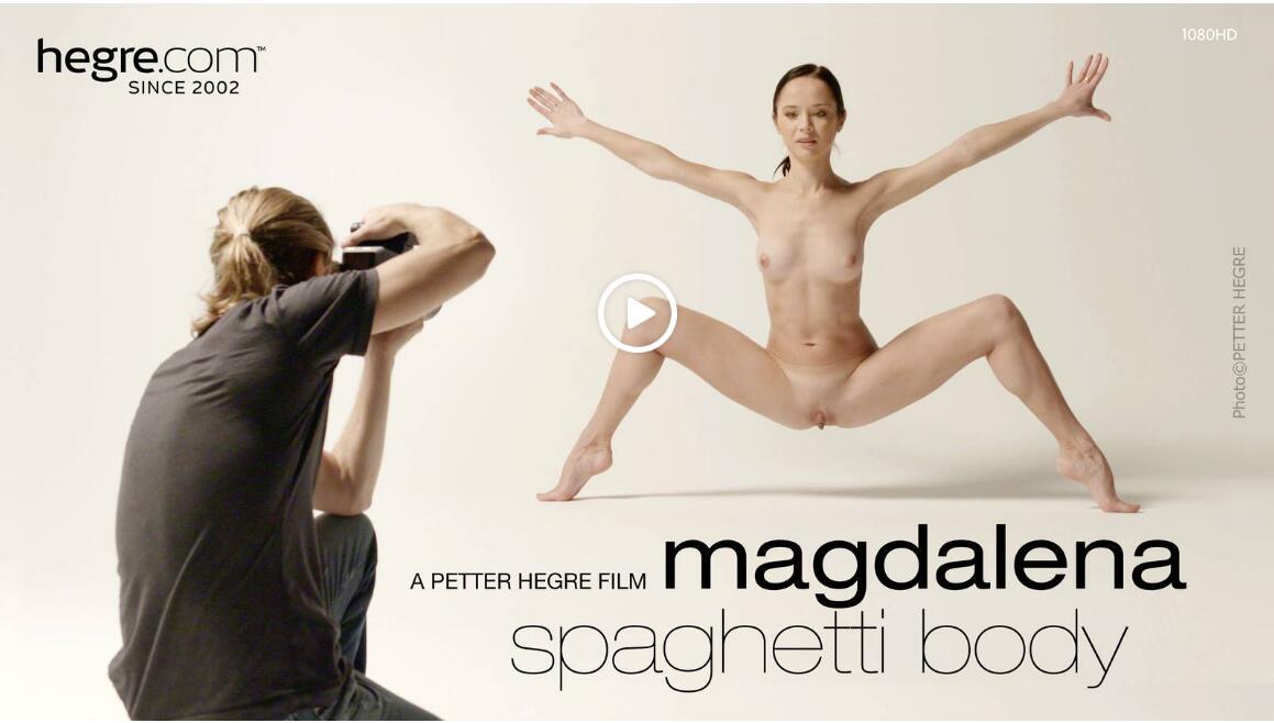 UNCENSORED [hegre-art]2016-11-01 Magdalena Spaghetti Body, AV uncensored