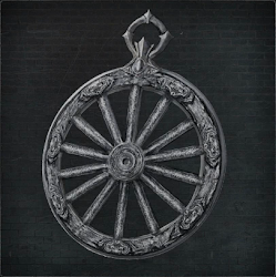 Wheel Hunter Badge