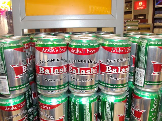 Balashi - cerveja arubiana
