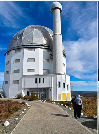 South African Large Telescope (Source: SALT)