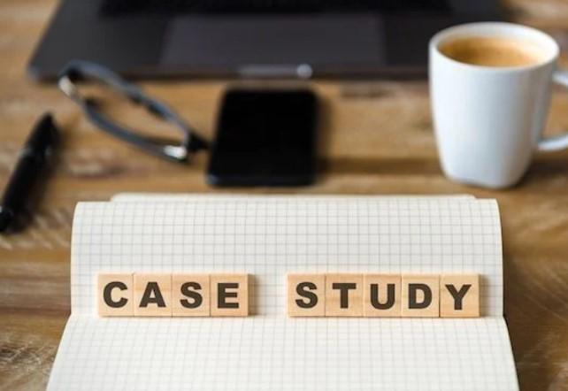 studi kasus untuk menulis konten terbaik