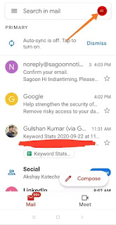 Gmail Profile