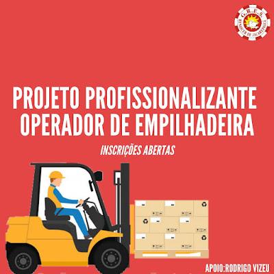 Renascer de Jacarepaguá promove curso profissionalizante gratuito em sua quadra