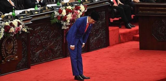 Jokowi Bisa Dimakzulkan Jika Rasio Utang Melebihi Yang Ditetapkan UU