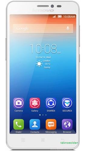 Harga dan spesifikasi Lenovo S850,smartphone dengan memori internal 16 GB
