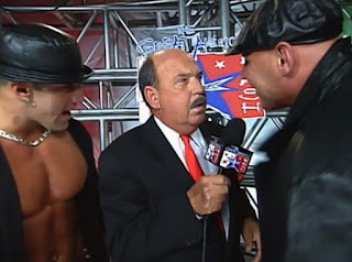 WCW - The Great American Bash 2000 - Mean Gene Okerlund interviews The Mamalukes