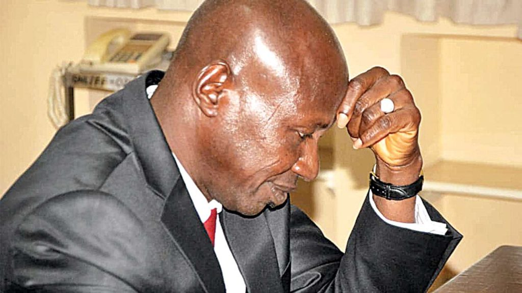 Magu fails to submit EFCC's audited accounts for four years #Arewapublisize