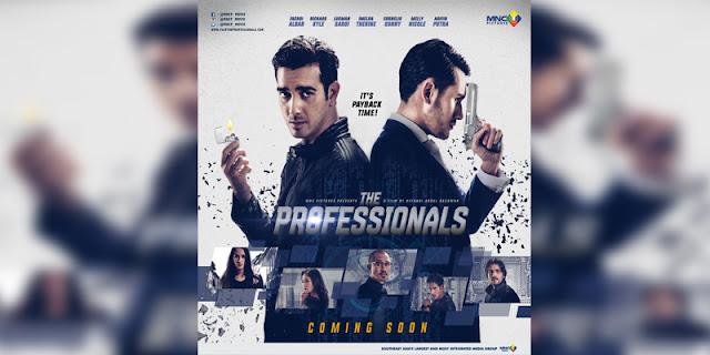 Sinopsis, detail, dan nonton trailer Film The Professionals (2016)
