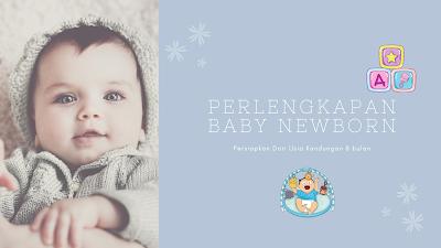 Perlengkapan Baby Newborn