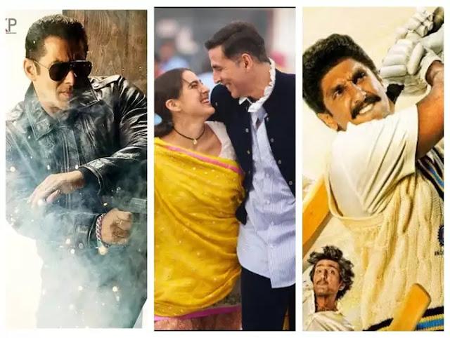 Top 10 New Indian Trending Hindi Movies - Best Hindi Movies 2021
