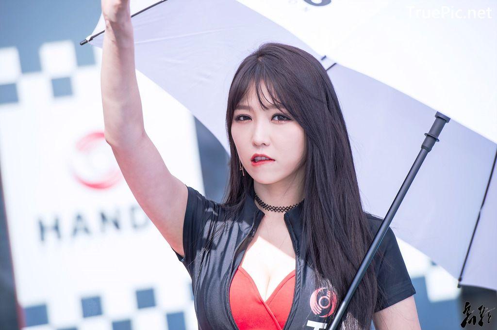 Image-Korean-Racing-Model-Lee-Eun-Hye-At-Incheon-Korea-Tuning-Festival-TruePic.net- Picture-2
