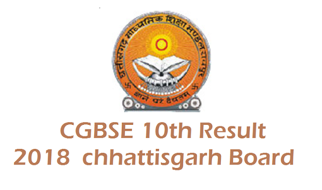 CGBSE-10th-Result-2018-chhattisgarh-Board-CG