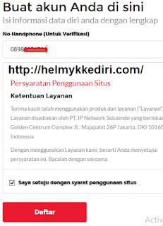 Cara membuat email dimerahputih.id gratis1