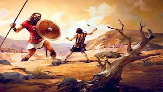 Talut and Goliath