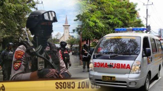 Polri: Sebagian Masyarakat Tidak Percaya, Anggap Rangkaian Teror Hanyalah Sebuah Rekayasa