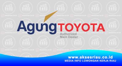 PT Agung Toyota Pekanbaru