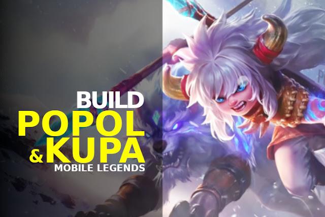 build popol and kupa mobile legends terbaik